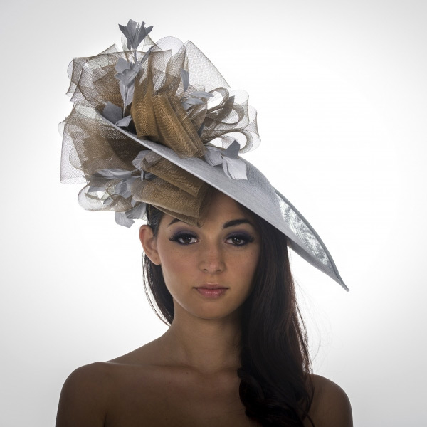 Stylish hats and fascinators - Hostie Hats 22548a840ba
