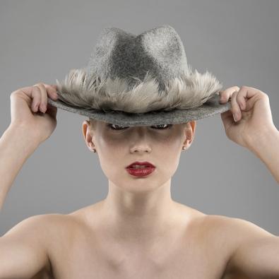 Aspen Felt Trilby Hat