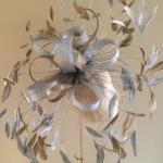 Badminton Fascinator by Hosie Hats