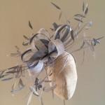 Badminton Fascinator by Hostie Hats