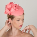 Balmoral Pill Box Hat by Hostie Hats