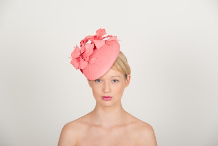 Balmoral Pill Box Hat_by_Hostie_Hats
