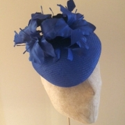Balmoral Pill Box Hat
