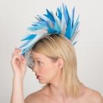 Belvior Dish Hat by Hostie Hats