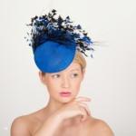 Blair Pillbox Hat by Hostie Hats