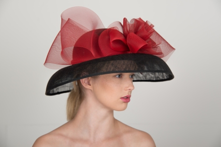 Blenheim Hat by Hostie Hats