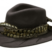 Capricorn Fedora by Hostie Hats
