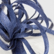 Burghley Hat by Hostie Hats Detail