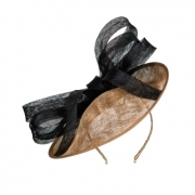 Downton Dish Hat by Hostie Hats