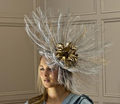 Essex Fascinator by Hostie Hats