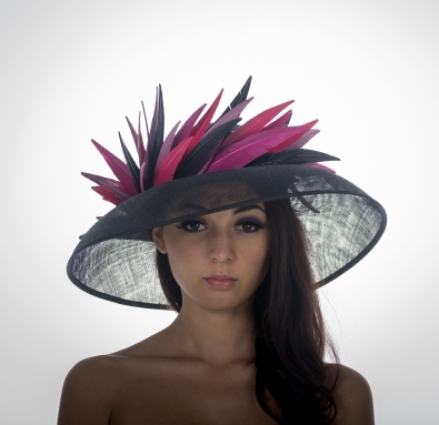Cadogan Hat by Hostie Hats