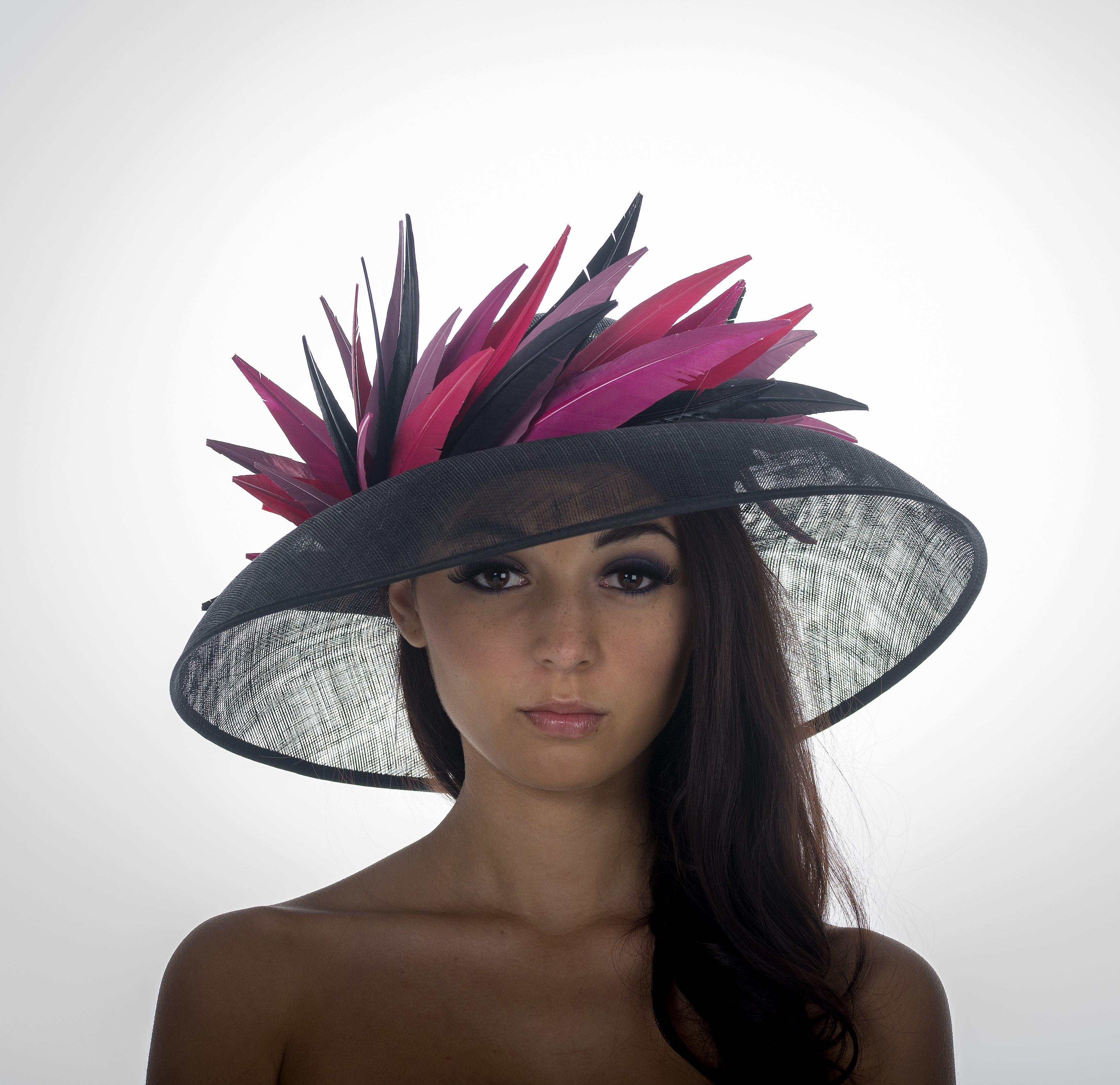 Cadogan Hat by Hostie Hats