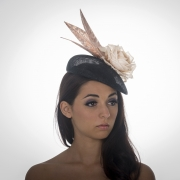 Goring Pillbox Hat