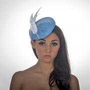 Lanesborough Pillbox Hat