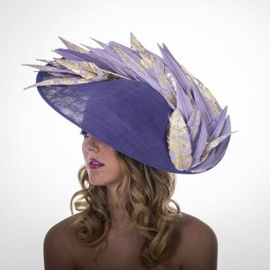 "Langham 18"" Dish Hat"