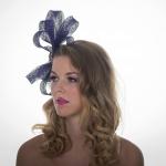 Claridges Fascinator by Hostie Hats