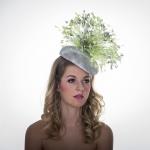 Westbury Pillbox Hat by Hostie Hats