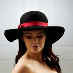 Gemini Floppy Hat by Hostie Hats