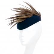 Goodwood Pillbox Hat