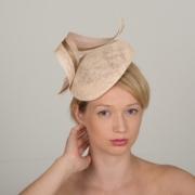 Haddon Pillbox by Hostie Hats