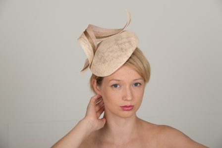 Haddon Pillbox by Hostie Hats