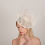 """Harewood 12"""" Dish Hat by Hostie Hats"""