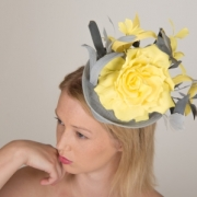 Holkham Hat by Hostie Hats