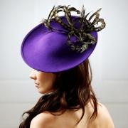 Jupiter Dish Hats by Hostie Hats
