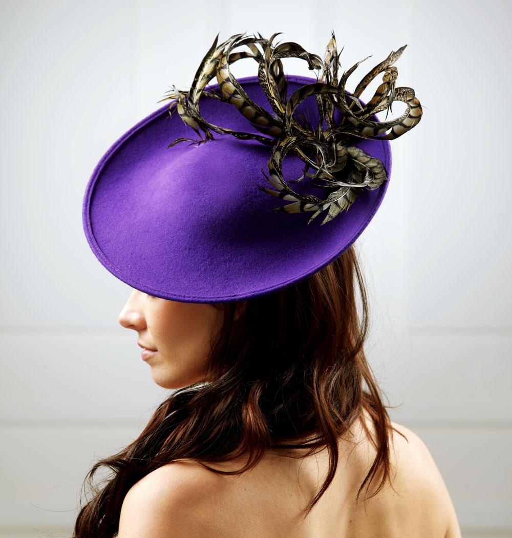 Jupiter Diah Hat by Hostie Hats