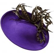 Jupiter Dish Hat by Hostie Hats