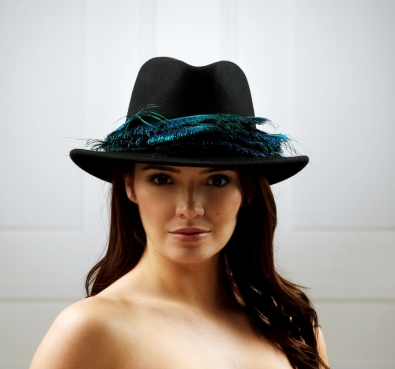 Leo Fedora by Hostie Hats