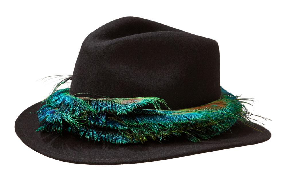 Leo Fedora Hat by Hostie Hats