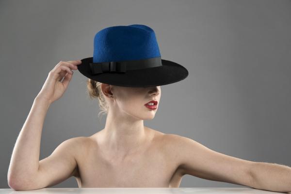 Lech trilby hat