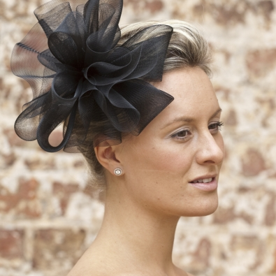 Lumex Fascinator by Hostie Hats