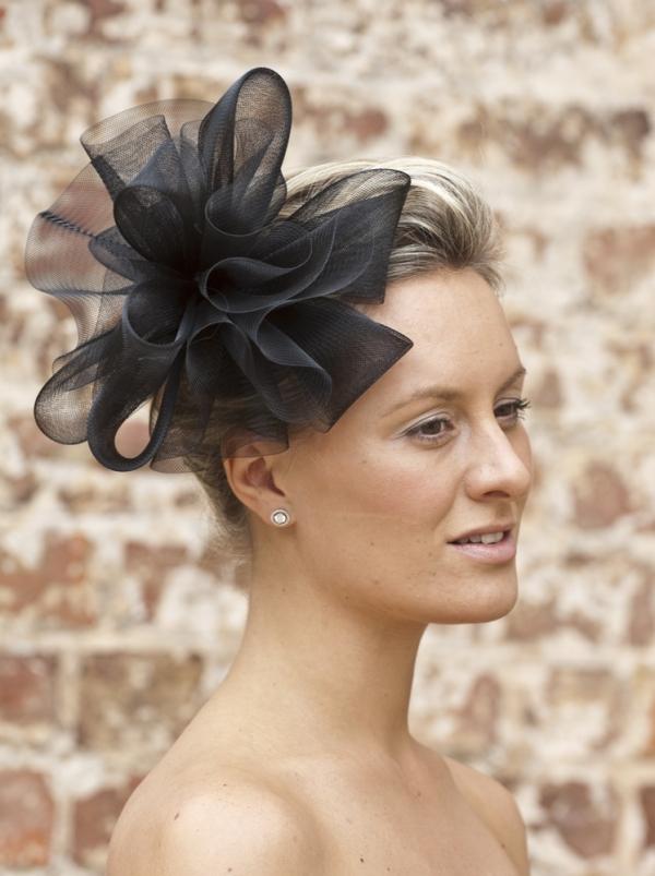 Lumex Fascinator by Hostie Hats