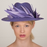 Petworth Trilby by Hostie Hats
