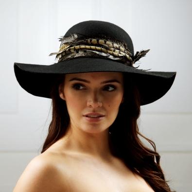 Saggittarus Floppy Hat by Hostie Hats