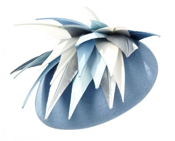 Scorpio Pillbox Hat by Hostie Hats