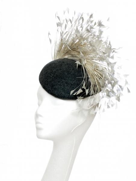 Sandown pillbox hat