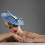 St Moritz Felt Dish hat