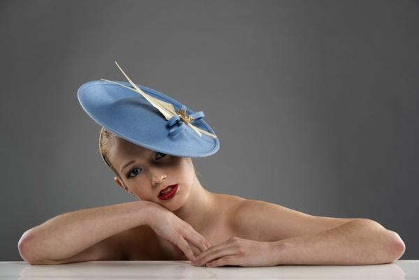 St Moritz Felt Hat by Hostie Hats