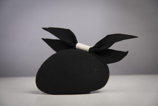 Vail  PIllbox hat by Hostie Hats