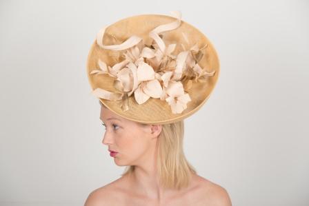Wentworth Hat by Hostie Hats