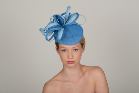 Windsor Pillbox Hat by Hostie Hats