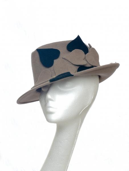 Ascot Trilby Hat