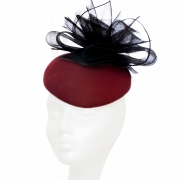 Kempton Pillbox Hat