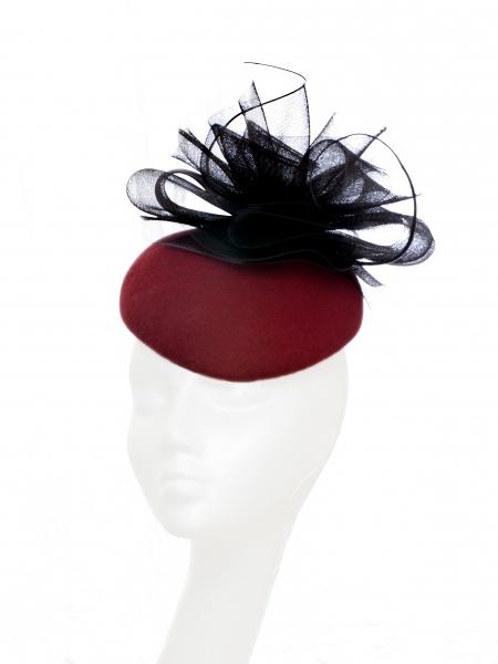 Kempton Pillbox Hat