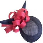 Hempel Pillbox Hat by Hostie Hats