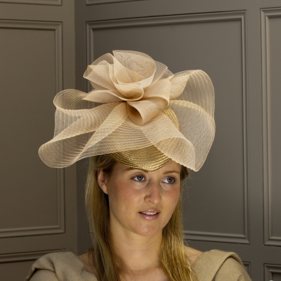Cornwall Pillbox Hat by Hostie Hats