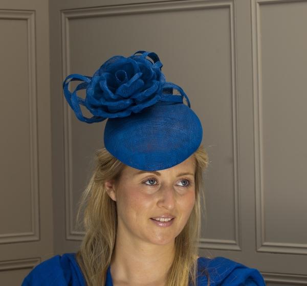 Cheshire Pillbox Hat